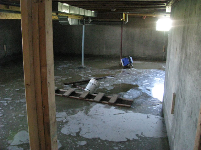 basement-flooded