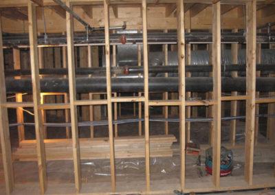 basement-construction-framing-walls