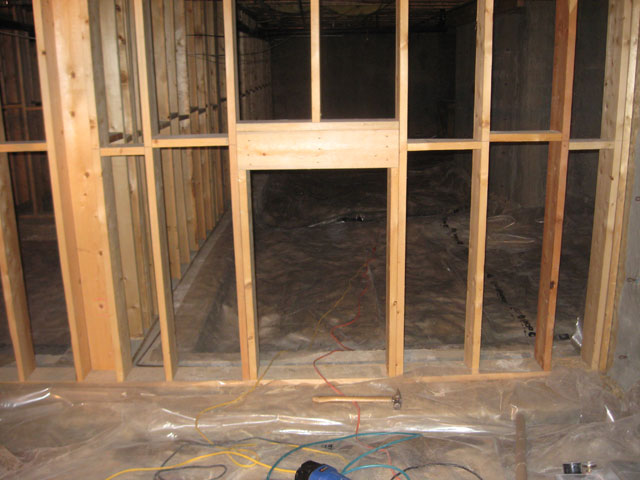 basement-framing