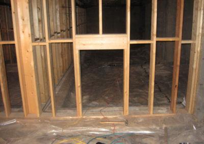 basement-framing