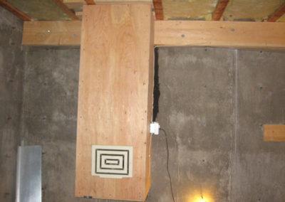 property restoration basement ventilation renovation