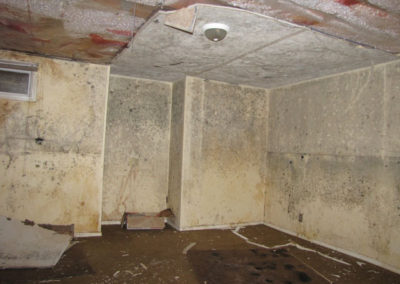 basement-wall-ceiling-damage