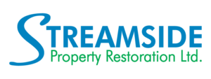 streamside property restoration logo calgary