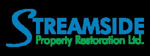 streamside property restoration logo calgary
