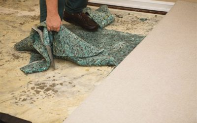 How long does it take for my carpeted floor to dry out after a flood?