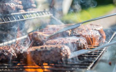 How to prevent house fires caused by BBQ's