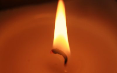 How to prevent residential fires caused by a candle